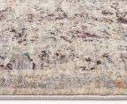 Belle Exquisite 290x200cm Large Rug - Silver 4