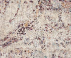 Belle Exquisite 290x200cm Large Rug - Silver 5