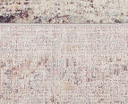 Belle Exquisite 290x200cm Large Rug - Silver 6