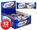 12 x Aussie Bodies Lo Carb Mini Protein Bar Twin Pack Choc Caramel 60g 1