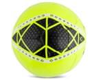 Puma Size 5 King Graphic Ball - Safety Yellow/Black/White 3
