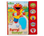 Sesame Street Soft! Furry! Bumpy! Sound Book 1