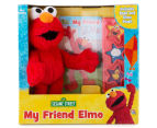 My Friend Elmo Sound Book & Plush Toy 1