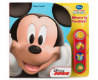 Mickey Mouse Where Is Toodles? Sound Book  1