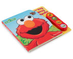 Elmo The Itsy Bitsy Spider Sound Book  3