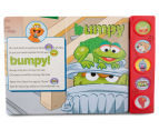 Sesame Street Soft! Furry! Bumpy! Sound Book 5