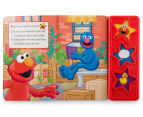 My Friend Elmo Sound Book & Plush Toy 5