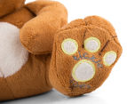 Nuby Tickle Toes Plush Bear 5