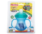 Nuby No-Spill 4-in-1 Convert-A-Cup - Blue 6