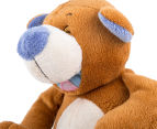 Nuby Tickle Toes Plush Bear 6