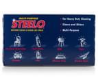 2 x Steelo Multi-Purpose Steel Wool Pads 5pk 3