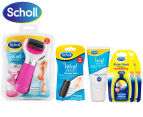 Scholl Velvet Smooth Pedicure Pack - Pink 1