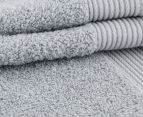 POP by Sheridan Hue Bath Towel 4-Pack - Slate 2