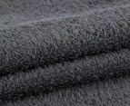 POP by Sheridan Hue Bath Towel 4-Pack - Charcoal 3