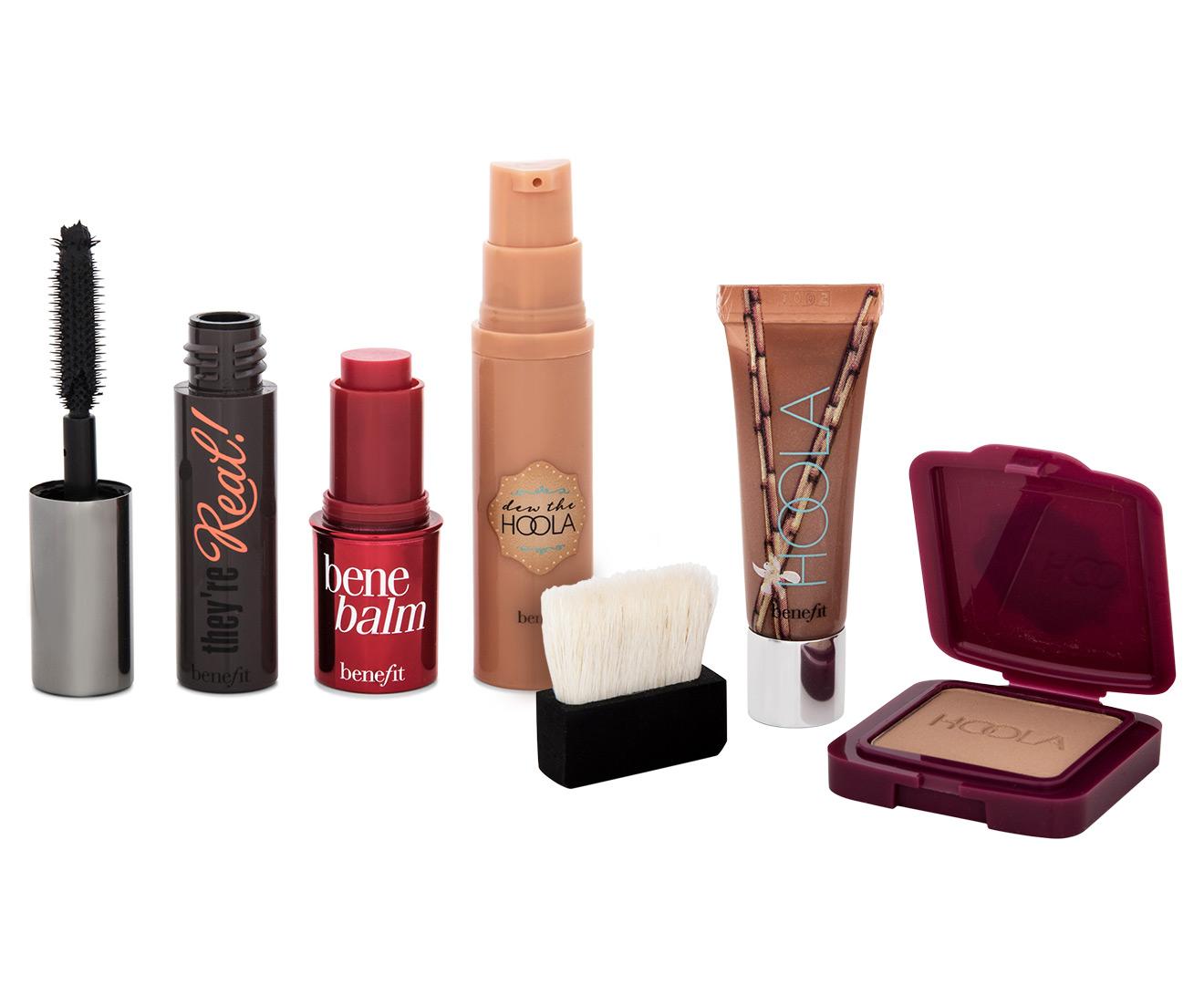 e91a016fac4 Benefit Do The Hoola Beyond Bronze Kit For Complexion, Lips & Eyes |  Catch.com.au