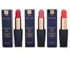 Estée Lauder Travel Exclusive 3 Pure Color Envy Shine Lipsticks 4