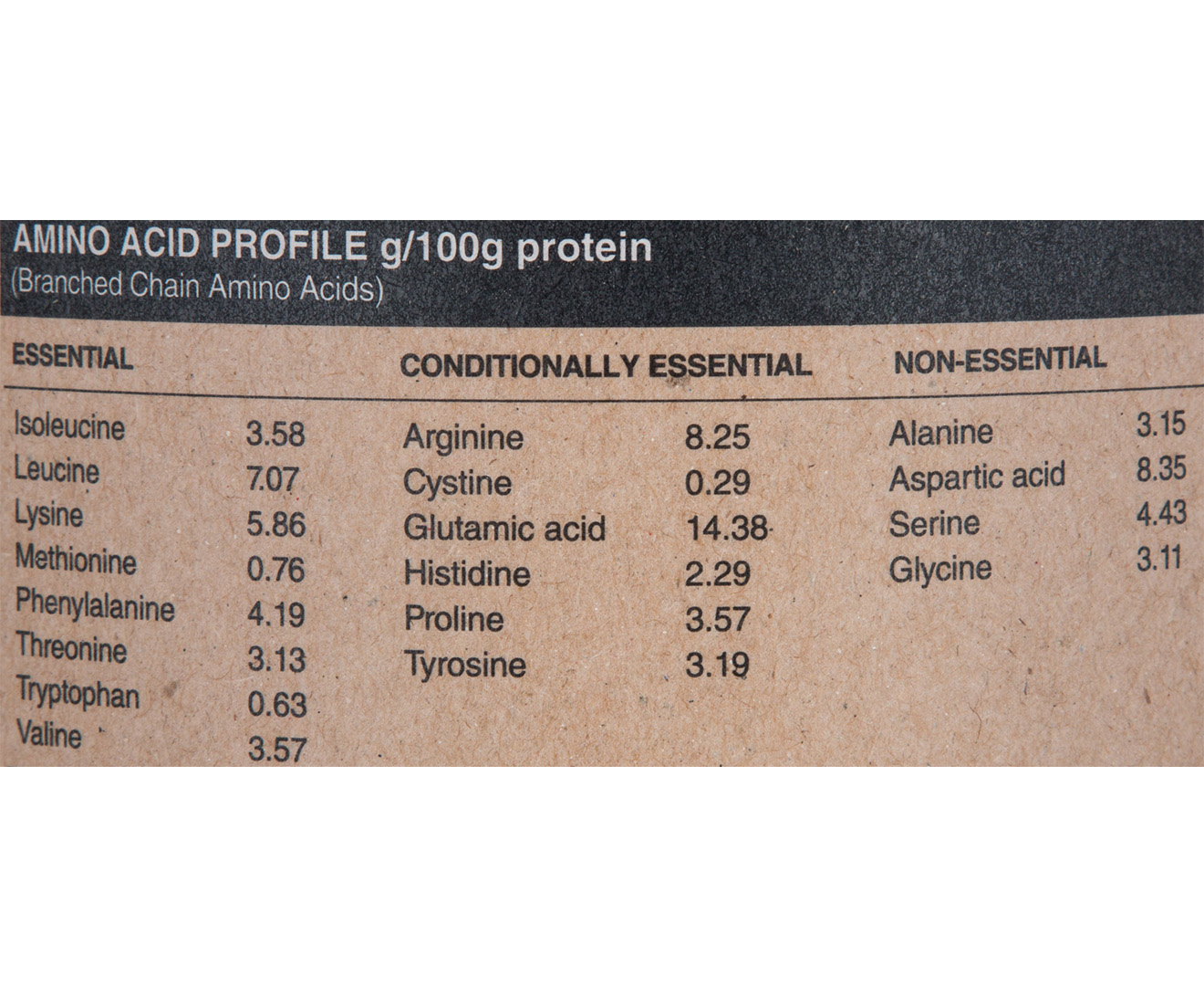 Whole Live Nutrients Protein Isolate Vanilla Amp Almond 900g