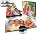 Personalised 20 x 20cm Layflat Books + Box - 20 Pages 1