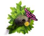 3D Butterfly Wall Light - Pink 3
