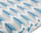 Petit Nest Changing Pad Cover - Blue 5