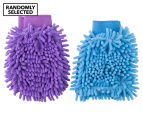 2 x    Zilch Microfibre Cleaning Mitt - Randomly Selected 1