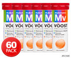 6 x VÖOST Multivitamin Effervescent Tablets 10pk 1