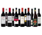 12 x Shiraz Blends 750mL 1