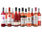 12 x International Rosé Tasting Pack 750mL 1