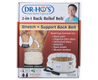 Dr. Ho's 2-in-1 Back Relief Belt - Size B/106-140cm 6