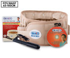 Dr. Ho's 2-in-1 Back Relief Belt - Size A/63-105cm 1