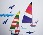 Sailing Boats Wall Decal 4
