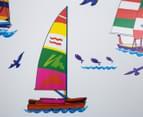 Sailing Boats Wall Decal 5