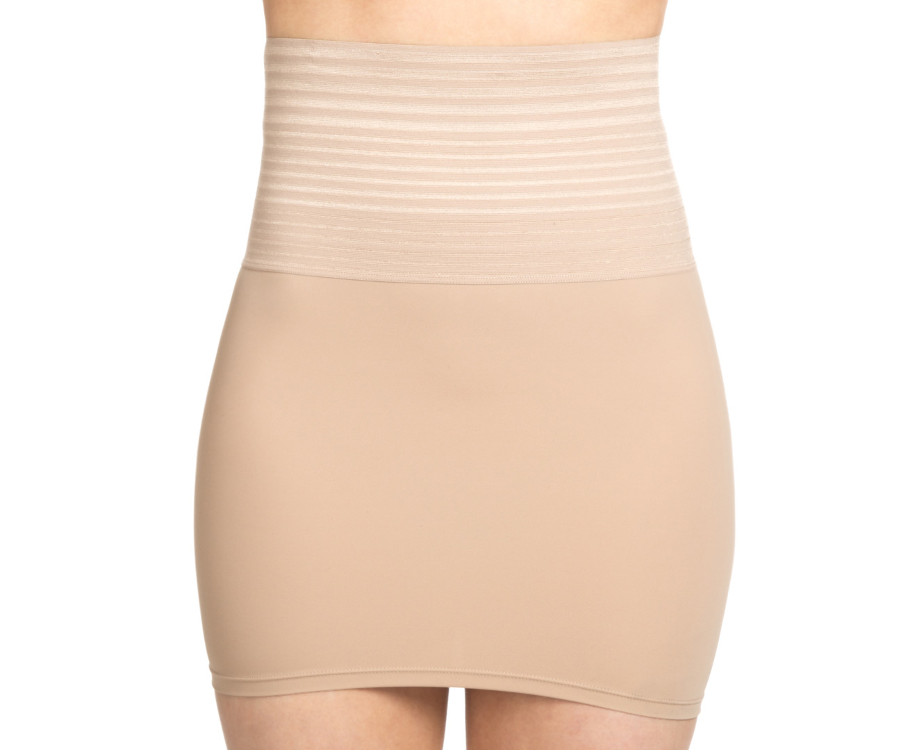 8f0244b01d Hold Me Tight Shapewear Tummy Tuck Slip - Mocca