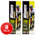 2 x Winners 4-Pack Lemon & Lime Energy Gel 45g 1