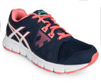 ASICS Kids' GEL-Craze TR 3 GS Shoe - Dark Navy/White/Guava 2