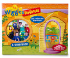 The Wiggles Playhouse & Storybook Playset 1