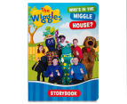 The Wiggles Playhouse & Storybook Playset 2
