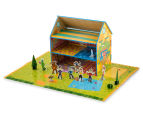 The Wiggles Playhouse & Storybook Playset 4