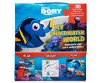 Finding Dory My Underwater World Storybook & Jigsaw Puzzle 1