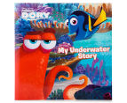 Finding Dory My Underwater World Storybook & Jigsaw Puzzle 3
