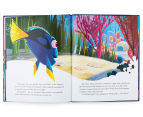 Disney Pixar Finding Dory Magical Story Book w/ Tinticular Cover 5