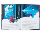 Disney Pixar Finding Dory Magical Story Book w/ Tinticular Cover 6