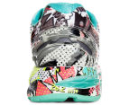 ASICS Women's GEL-Nimbus 18 Shoe - Carbon/Black/Cockatoo 4