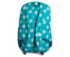 The North Face Wise Guy Backpack - Bluebird Dot Print 3