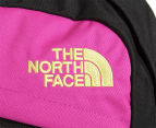 The North Face Wise Guy Backpack - Rose Violet Pink/Hamachi Yellow 4