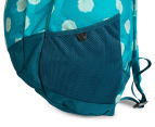 The North Face Wise Guy Backpack - Bluebird Dot Print 5