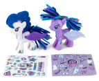 My Little Pony Rarity & Princess Luna Deluxe Style Kit 4