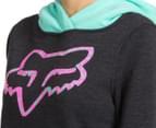 Fox Women's Constant Pullover Hoodie - Heather Black 6
