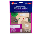 Avery L7162-20 Laser Mailing Labels 320-Pack 1