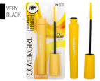 2 x CoverGirl LashBlast Length Mascara #800 Very Black 6.5mL 1